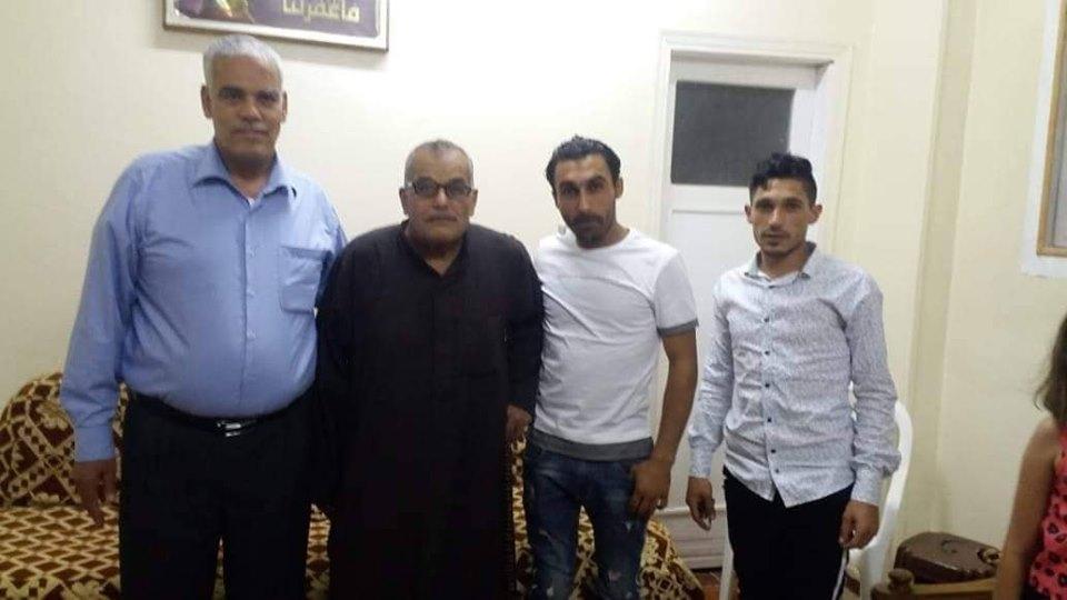 نبارك للاخت سمر رجب رزق زعرب لقراءة فاتحتها اليوم